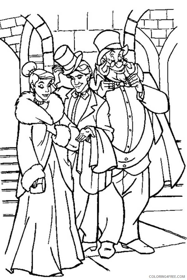 Anastasia Coloring Pages Printable Coloring4free