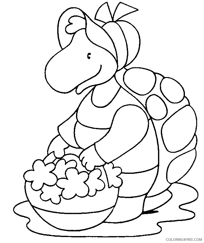 Animal Coloring Pages Printable Coloring4free