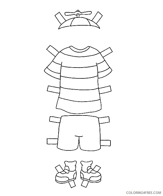 Caillou Coloring Pages Printable Coloring4free
