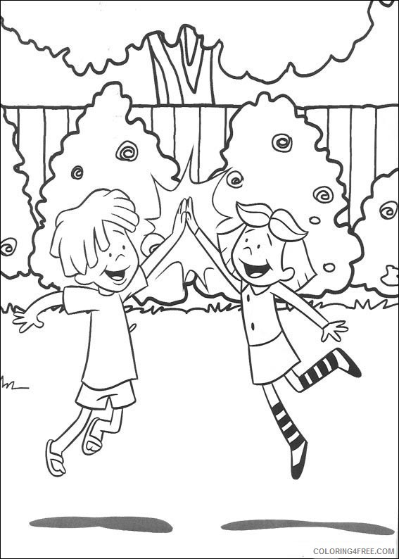 Clifford the Big Red Dog Coloring Pages Printable Coloring4free