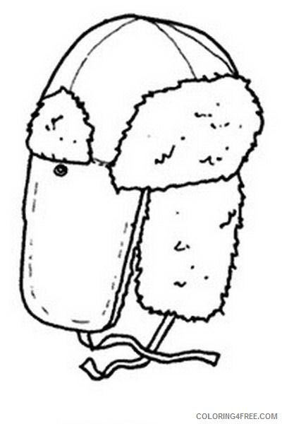 Clothing Coloring Pages Printable Coloring4free