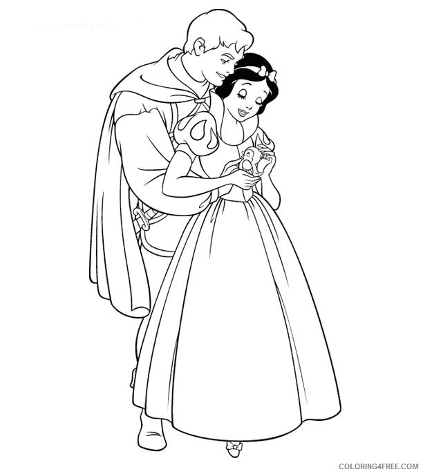 Disney Coloring Pages Printable Coloring4free