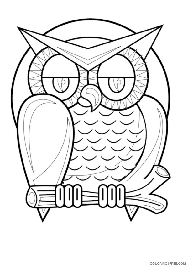 Halloween Coloring Pages Printable Coloring4free