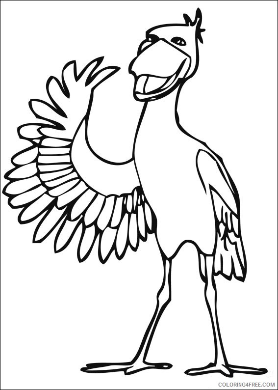 Impys Wonderland Coloring Pages Printable Coloring4free