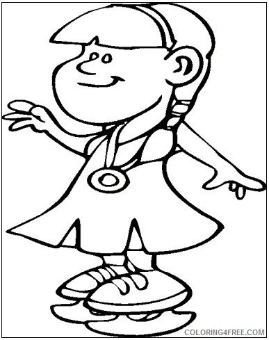 People Coloring Pages Printable Coloring4free
