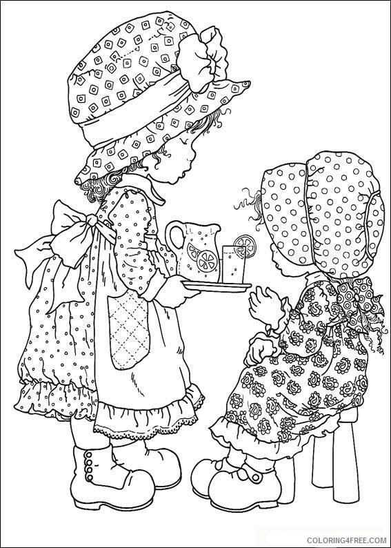 Sarah Kay Coloring Pages Printable Coloring4free