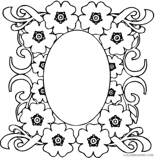 beautiful mosaic coloring pages Coloring4free
