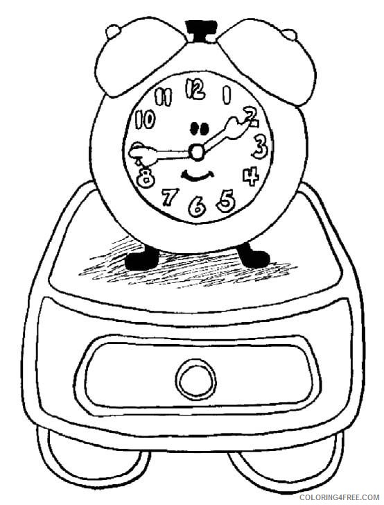 blues clues coloring pages tickety tock Coloring4free