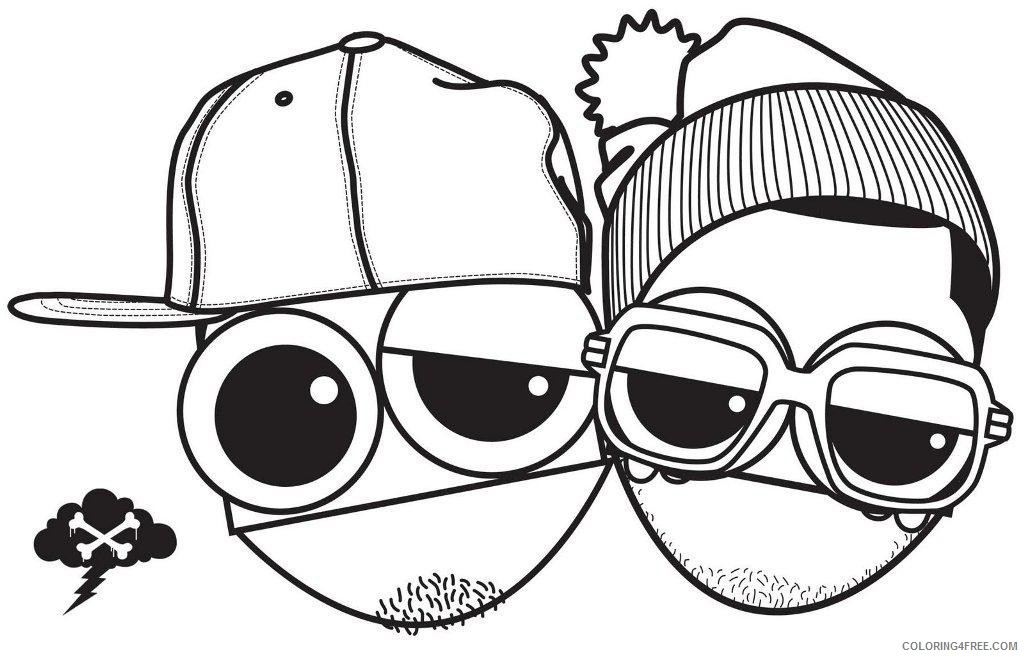 coloring pages for teens boys Coloring4free