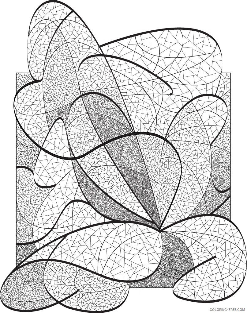 detailed coloring pages to print Coloring4free
