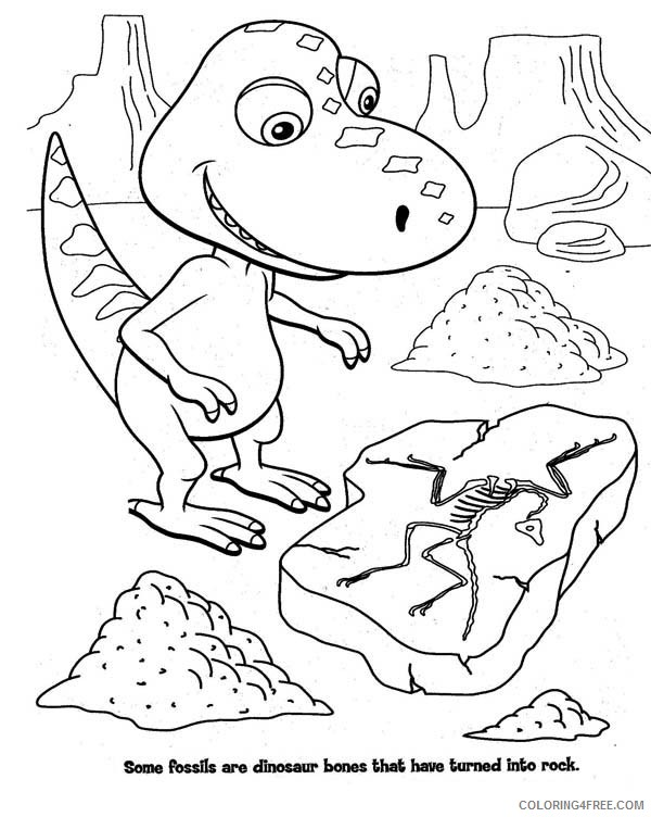 dinosaur train coloring pages for kids Coloring4free