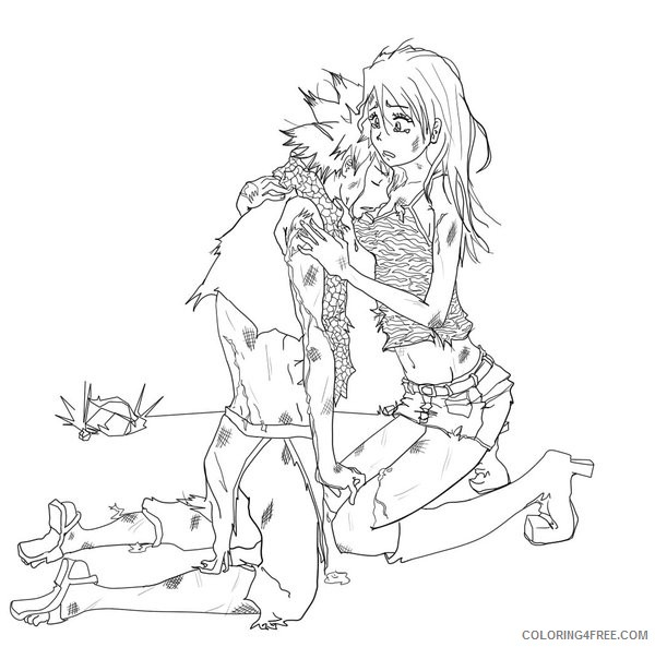 fairy tail coloring pages natsu with lucy Coloring4free
