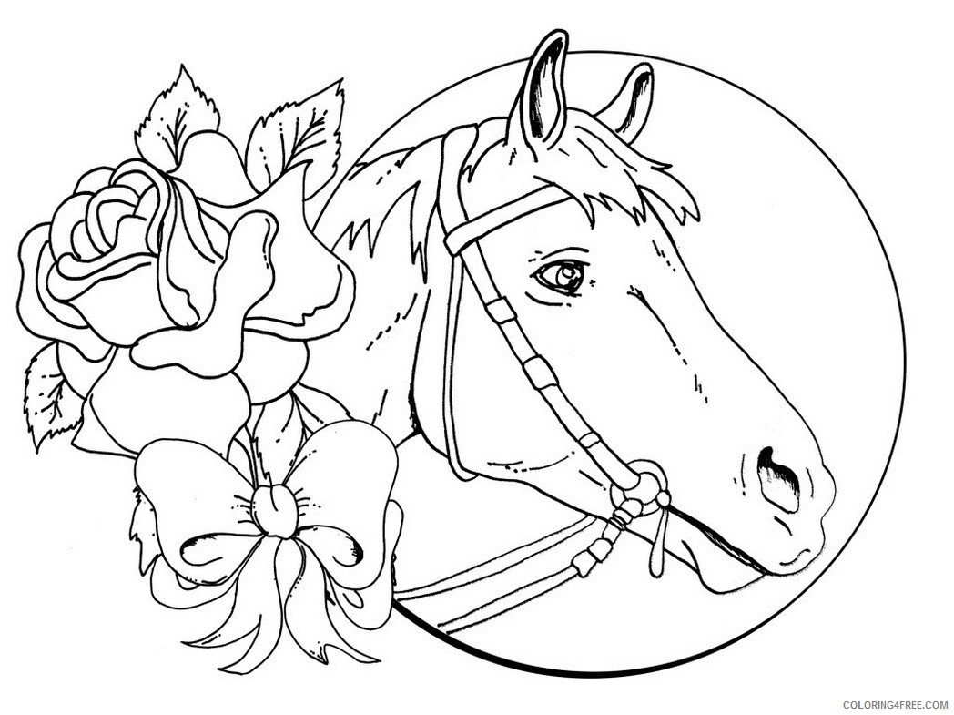 free girls coloring pages printable Coloring4free
