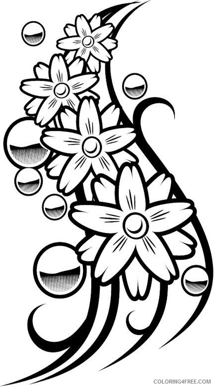 graffiti coloring pages for girls Coloring4free
