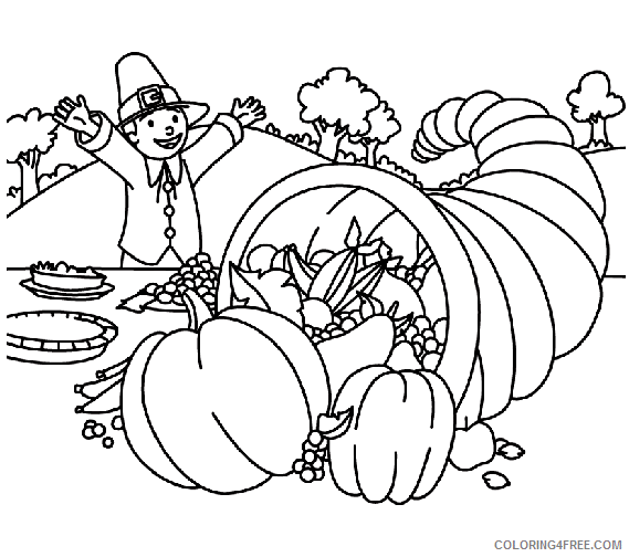 november coloring pages free printable Coloring4free