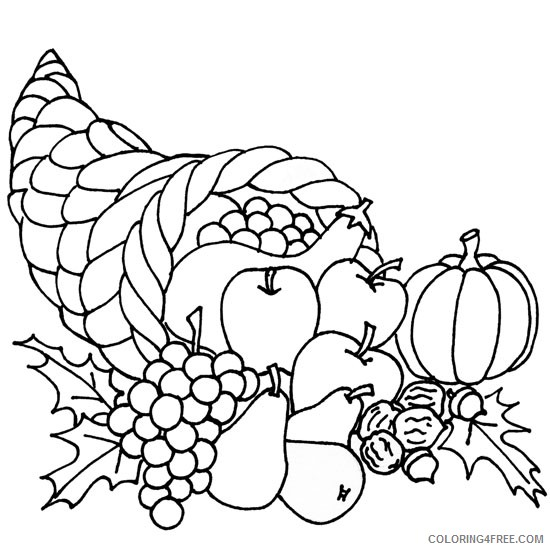 printable november coloring pages Coloring4free