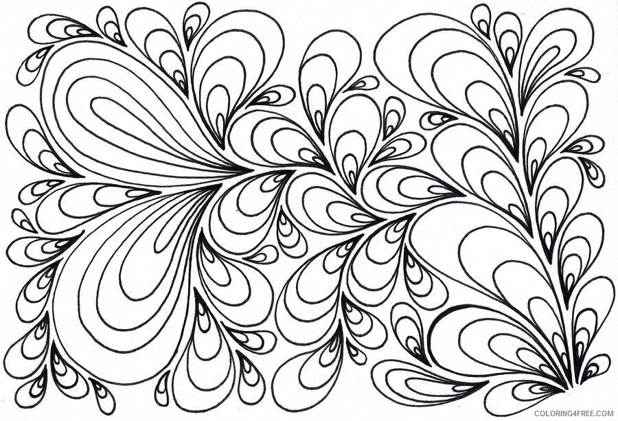 psychedelic coloring pages for kids Coloring4free