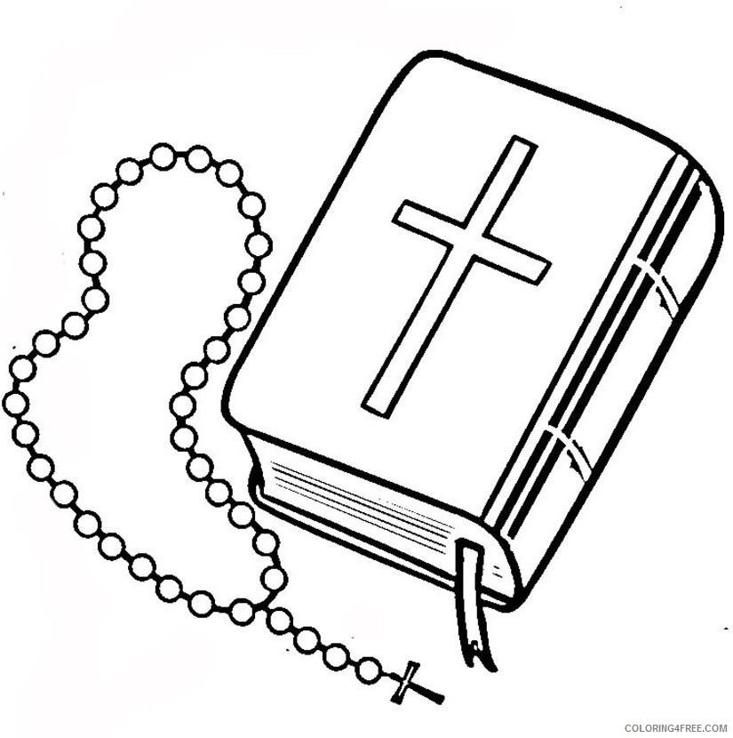 religious coloring pages bible Coloring4free