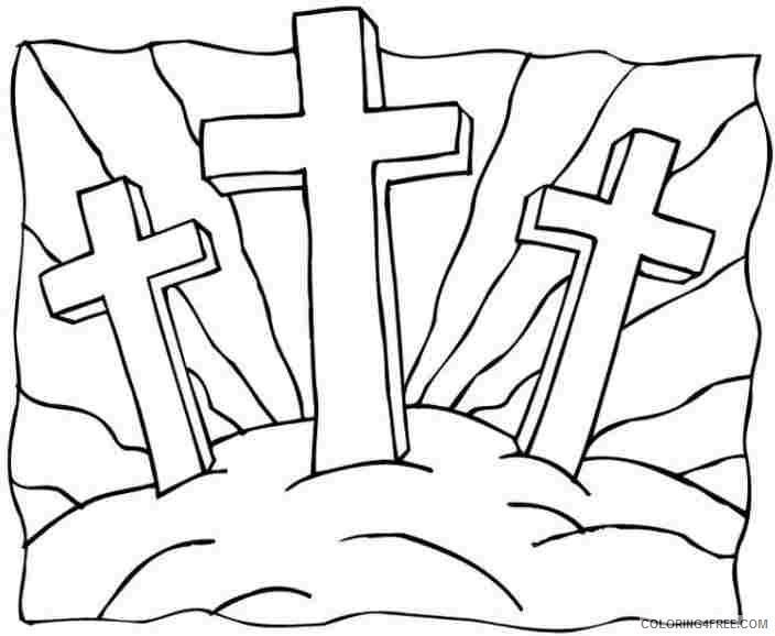 Religious Coloring Pages For Preschooler Coloring4free - Coloring4Free.com