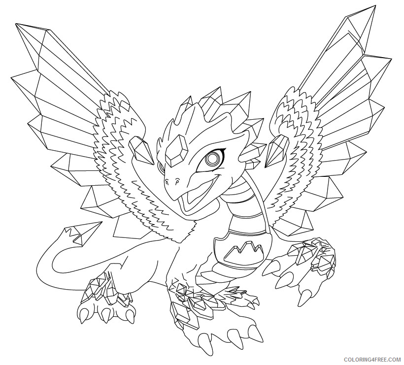 skylanders trap team coloring pages to print Coloring4free